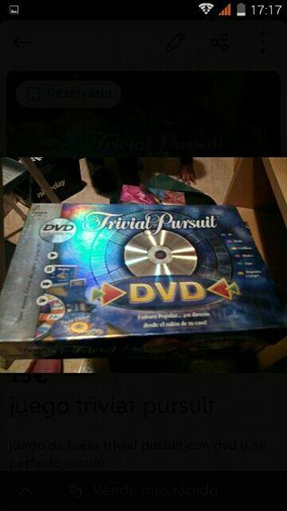 triviat pursuit con dvd