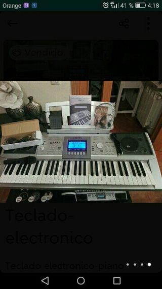 Teclado-electronico