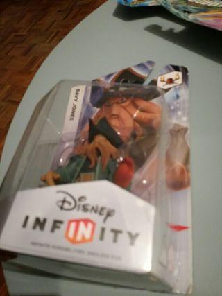 muñeco de disney infinity davy jones