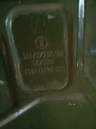 bidon militar gasolina 20l