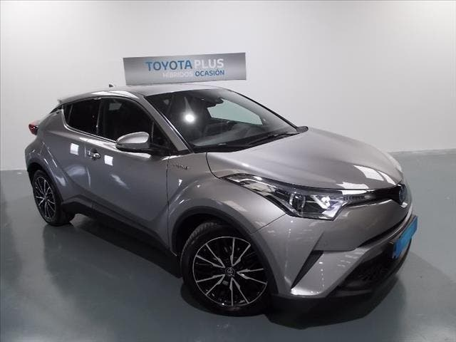 TOYOTA C-HR 125H Advance
