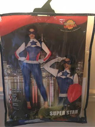Disfraz Super Star