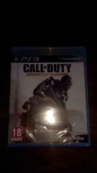 Call of Duty Advanced Warfare NUEVO