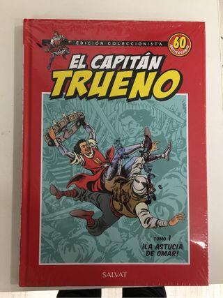 Pack dos cómics Capitán Trueno