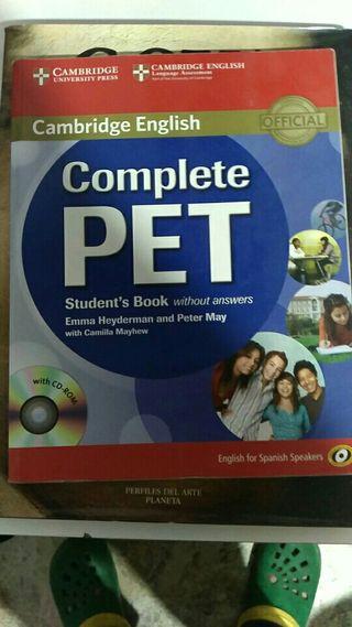 Student's book B1