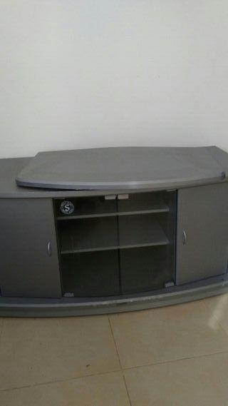 mueble para tele giratorio