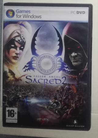 juegos pc sacred for angel 2