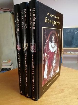 Libros biográficos