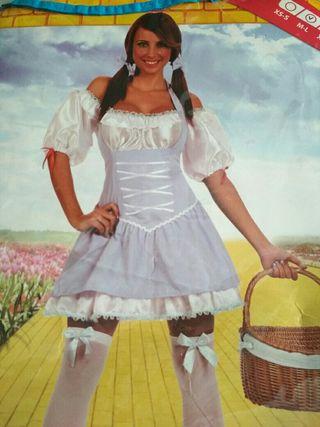 Disfraz del Mago de Oz chica