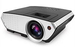 Proyector Led -Multimedia -WIFI-HDMI-USB-2200 Lum.