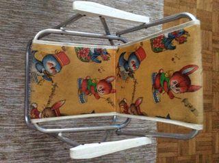 Chaise pliable enfant