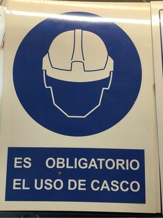 Liquidacion señal uso casco