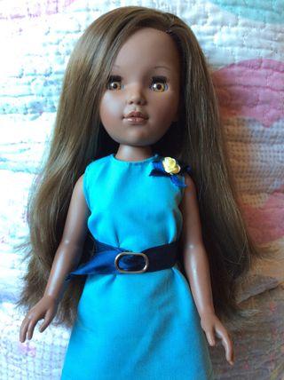 Se vende muñeca negrita