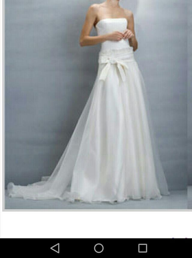 vestido de novia Jesús Peiró