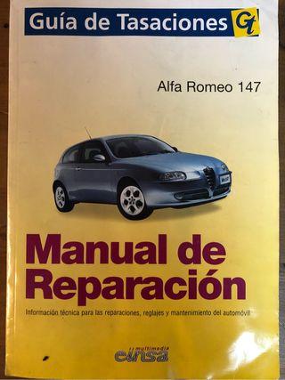Manual de reparacion Alfa 147