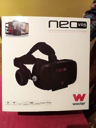 Gafas 3D woxter neoVR5