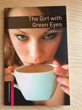 Libro lectura - The girl with green eyes.