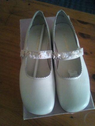 zapatos de comunion talla 38