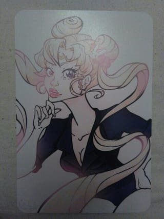 Postal Sailor Moon