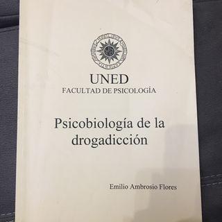 Psicobiología drogadicción