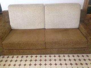 2 sofas de 3 plazas