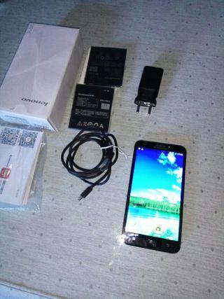 MOVIL LENOVO A916 8GB ROM 13mpx, con 3 Baterías