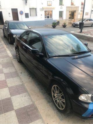 BMW Serie 3 318 ci 118cv