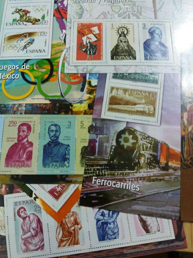 sellos del franquismo el mundo