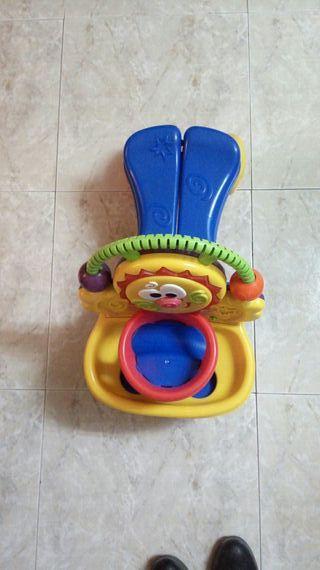 andador correpasillo bebe