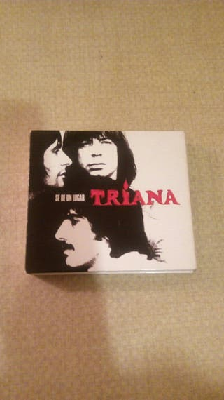 TRIANA 2 CDS + DVD