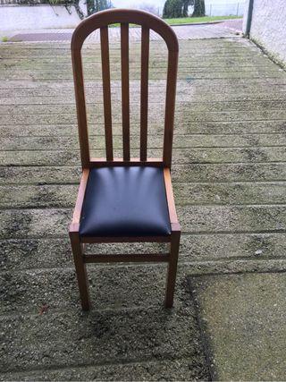 11 sillas comedor