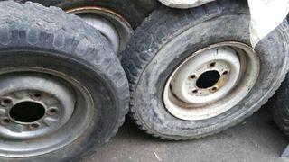 Llantas Land Rover