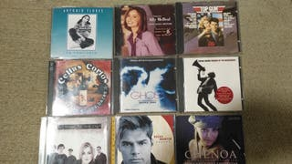 Colección CD's