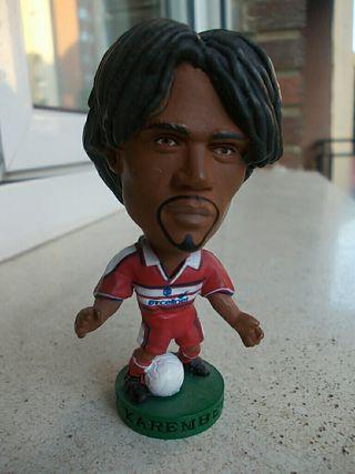 Figura KAREMBEU Middlesbrough
