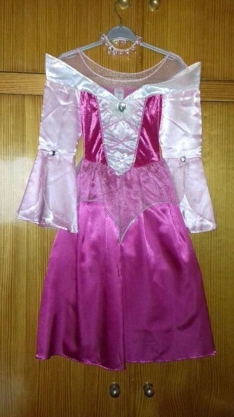 Vestido Princesa Disney De Segunda Mano Por 37 En Sedaví