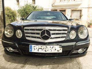 Mercedes-benz Clase E320cdi w211