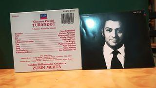 CD de Ópera: