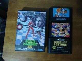 Juegos Megadrive / Sega Genesis