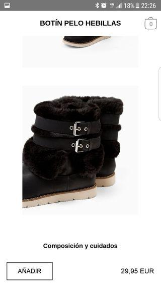 botas para ninas