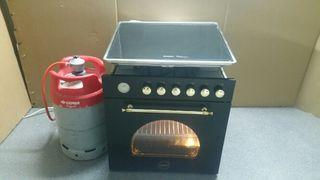 conjunto de horno Rústico