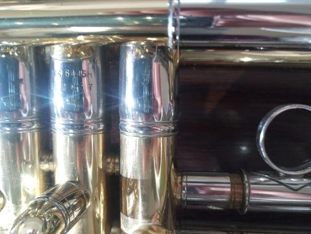 Trompeta en Do Yamaha YTR 6445H