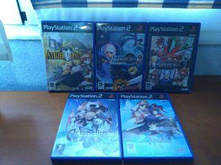 Juegos PS2. Atelier Iris, Ar tonelico