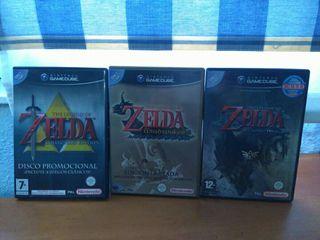 Juegos GameCube Zelda, Resident, Mario, Metal Gear