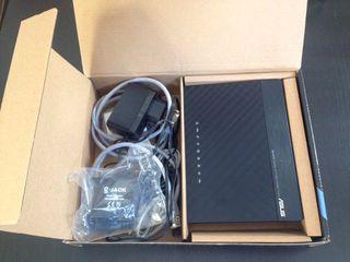 En garantía Modem router ADSL