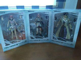 Figuras Final Fantasy XIII y más
