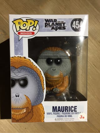 FUNKO POP MAURICE