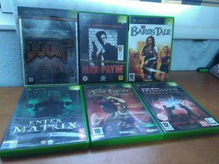 Juegos Xbox original