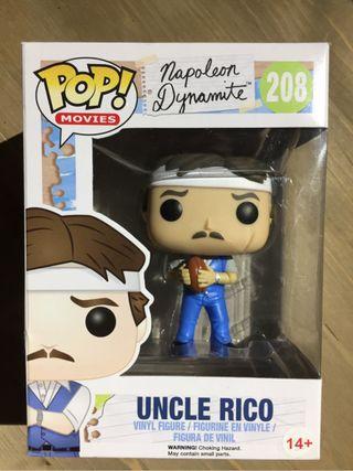 FUNKO POP UNCLE RICO