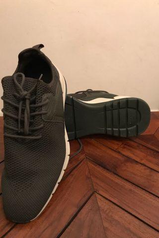 Zapatillas Zara hombre talla 43
