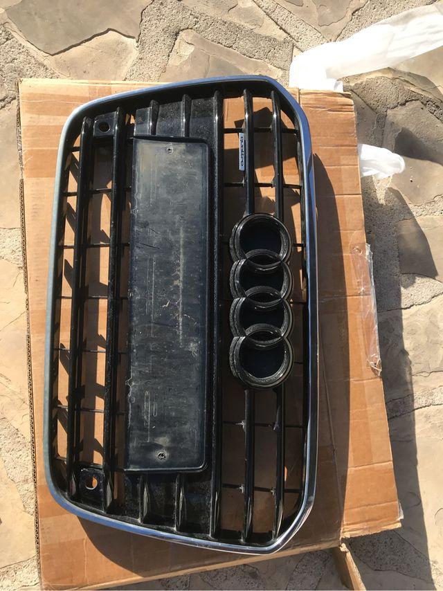 Rejilla Audi A6 4g